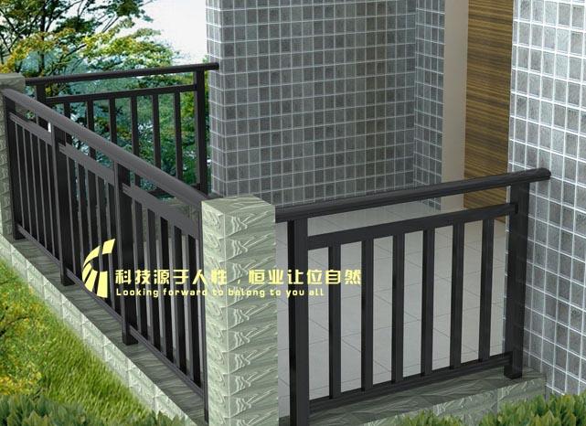 阳台栏杆图片